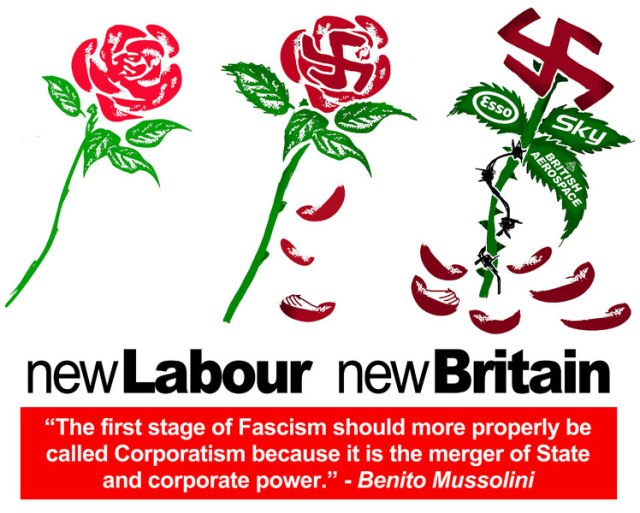 New Labour, New Danger