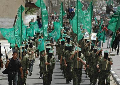 hamas-parade