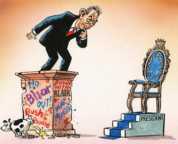 President Blair