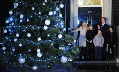Downing Street Christmas