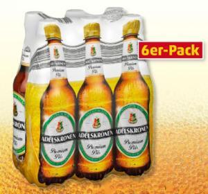 Adelskronen; just 1.49€ for 6 bottles.